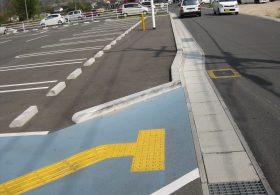 施工事例 道路 道路一般製品 落ちふた式U型側溝(道路用側溝) 境界ブロック