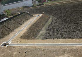 施工事例 圃場整備 水路用製品 圃場桝