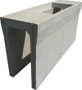 オリジナル側溝|自由勾配側溝(KVS側溝)縦断