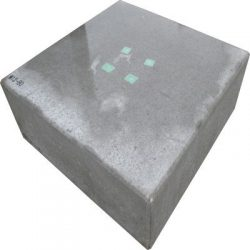 オリジナル製品 太陽光基礎ブロック