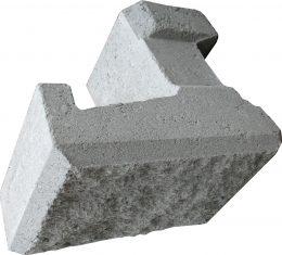 法面製品・L型擁壁|サンロック(スプリットンブロック)