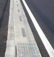 施工事例 道路 オリジナル側溝 AV側溝