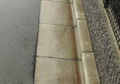 施工事例 道路 道路用一般製品 コンクリートL型