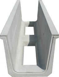 水路用製品・フリューム製品 大型フリューム(底穴付)